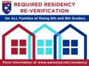 Required Residency Verification for 2018-19